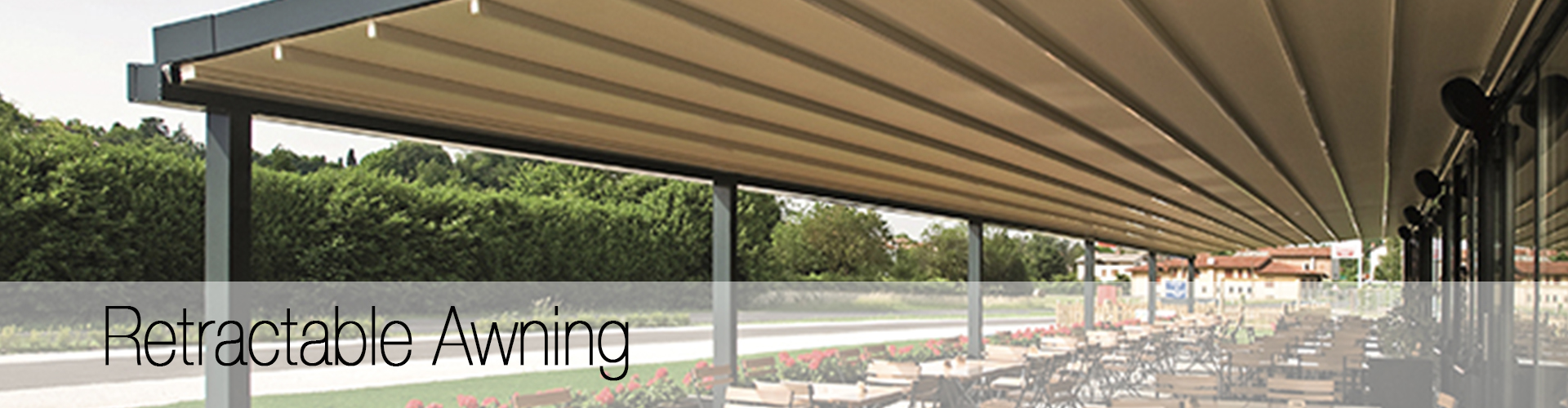 Retractable Awnings - The Fireplace Place, Fairfield, NJ